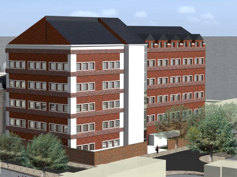 Darul Uloom Renovation Project
