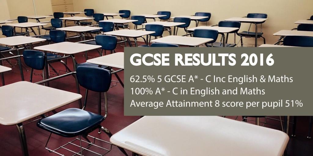 GCSE2016